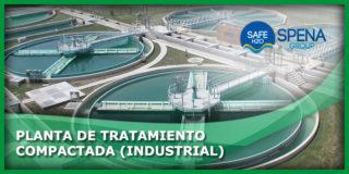 Planta de Tratamiento de Agua – Compactada (Industrial)