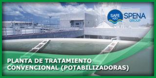 Planta de Tratamiento de Agua – Convencional (Potabilizadoras)