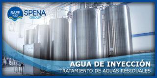 Tratamiento de Aguas Residuales en relación al Agua de Inyección