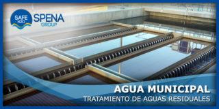 Tratamiento de Aguas Residuales en el Agua Municipal
