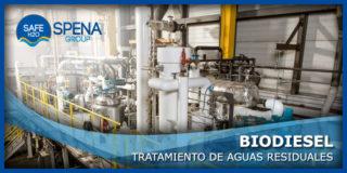 Tratamiento de Aguas Residuales de Biodiesel