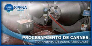 Tratamiento de Aguas Residuales en el procesamiento de Carnes