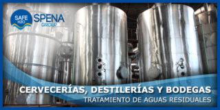 Tratamiento de Aguas Residuales en Cervecerías, Destilerías y Bodegas