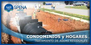 Tratamiento de Aguas Residuales para Condominios y Hogares