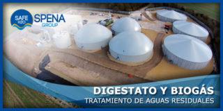 Tratamiento de Aguas Residuales para el Procesamiento del Digestato y Biogás