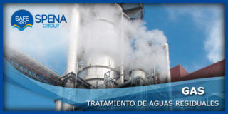Tratamiento de Aguas Residuales en la Industria del Gas