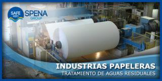 Tratamiento de Aguas Residuales para Industrias Papeleras
