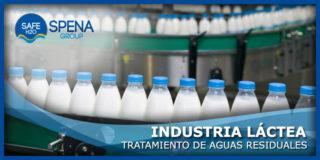 Tratamiento de Aguas Residuales en la Industria Láctea