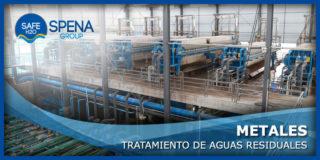 Tratamiento de Aguas Residuales en Metales