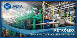 Tratamiento de Aguas Residuales en la Industria del Petróleo