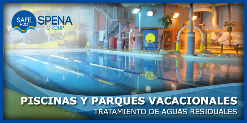 Tratamiento de aguas residuales en piscinas y parques for Tratamiento para piscinas