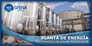 Tratamiento de Aguas Residuales para Planta de Energía