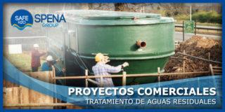 Tratamiento de Aguas Residuales para Proyectos Comerciales