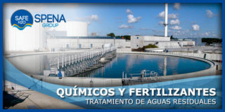 Tratamiento de Aguas Residuales en la Industria Química y la Industria de Fertilizantes