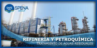 Tratamiento de Aguas Residuales en la Industria Petroquímica