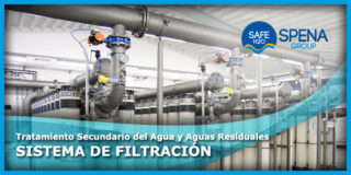 Tratamiento Secundario del Agua y Aguas Residuales – Sistema de Filtración