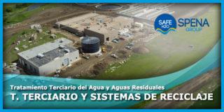 Tratamiento Terciario del Agua y Aguas Residuales y Sistemas de Reciclaje